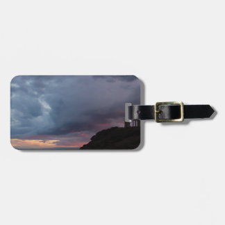 Temple of Poseidon Luggage Tag
