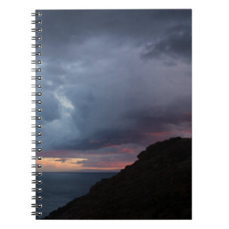 Temple of Poseidon Notebook