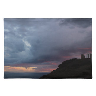 Temple of Poseidon Placemat