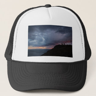 Temple of Poseidon Trucker Hat