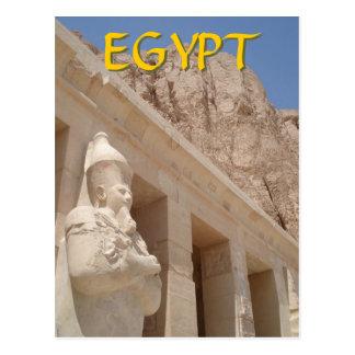 Temple of Queen Hatshepsut Postcard