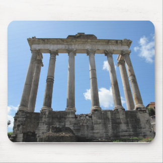 Temple of Saturn - early 4th century BC Mouse Pad