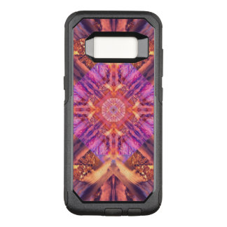 Temple of the Sky God Mandala OtterBox Commuter Samsung Galaxy S8 Case