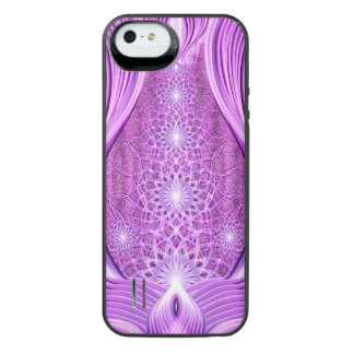 Temple of Violet Light iPhone SE/5/5s Battery Case