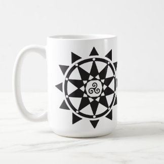 Temple of Witchcraft logo mug
