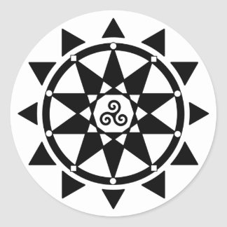 Temple of Witchcraft sticker