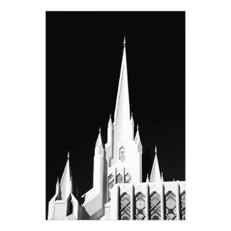 Temple Photo Print