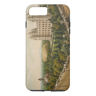 Temple Square Salt Lake City Utah in 1899 iPhone 7 Plus Case