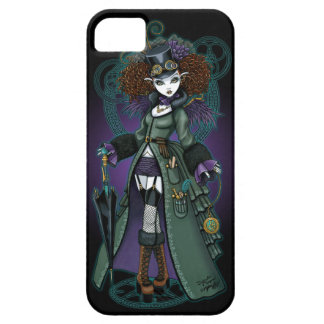 Temple Victorian Steampunk Vampire IPhone 5 Barely iPhone 5 Case