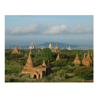 Temples Postcard