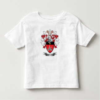 Templeton Family Crest Coat of Arms Toddler T-Shirt