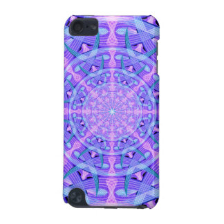Temporal Warp Mandala iPod Touch (5th Generation) Covers