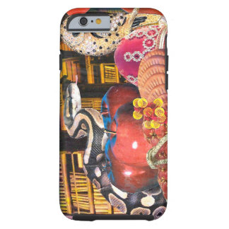 Temptation collage owl serpent tough iPhone 6 case