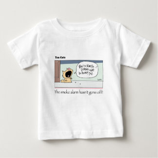 Ten Cats - b -  Chesney - by  grahamharrop Baby T-Shirt