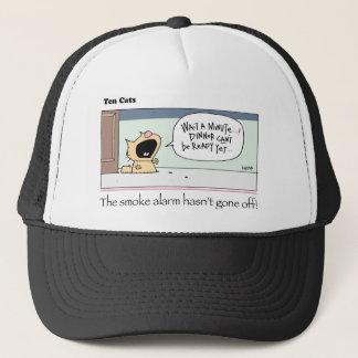 Ten Cats - b -  Chesney - by  grahamharrop Trucker Hat