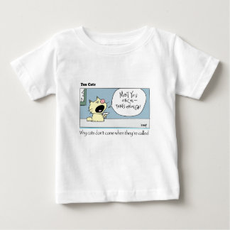 Ten Cats - c - harrop Baby T-Shirt