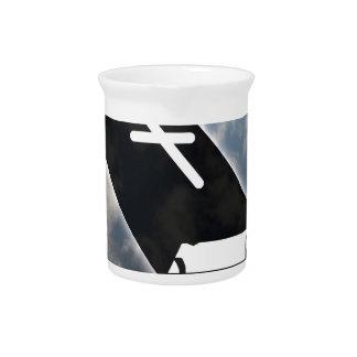 Ten Commandments Beverage Pitchers