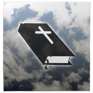 Ten Commandments Napkin