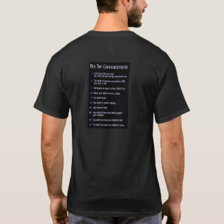 TEN COMMANDMENTS T-Shirt