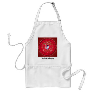 Ten lords a-leaping apron