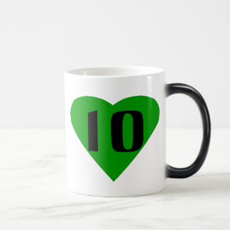 Ten Magic Mug