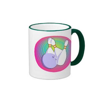 Ten Pin Bowling Coffee Mug