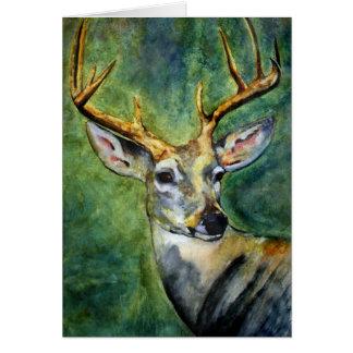 Ten Pointer (Deer) Cards