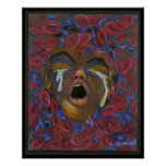Ten Redefined - Sickle Cell Pain Awareness Print