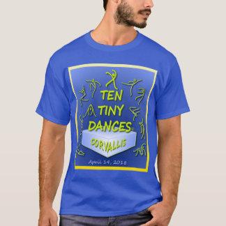 """""""Ten Tiny Dances®"""" Corvallis T-Shirt"""