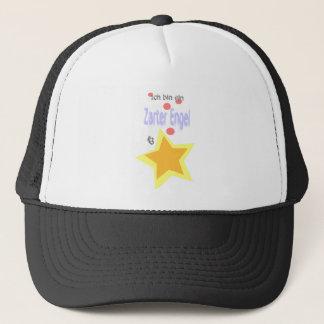 Tender angel trucker hat