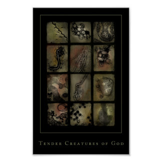 tender creatures of god poster