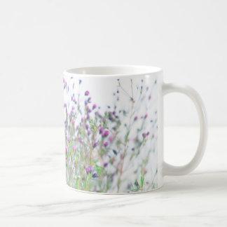 Tender Flowers Coffee Mug