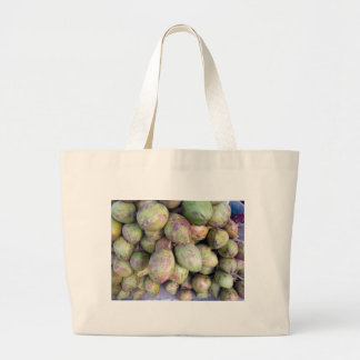 Tender raw coconuts bags