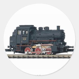 Tenderlokomotive BR 89 Sticker