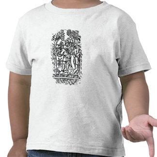 Tending Vines T Shirts