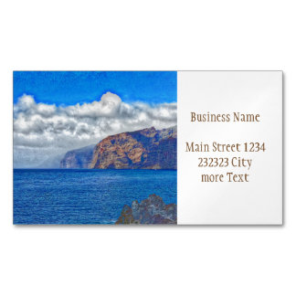 Tenerife 817 magnetic business cards