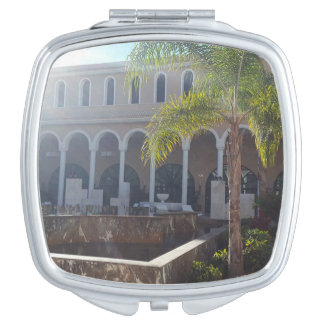 Tenerife Hotel in Sunshine Compact Mirror