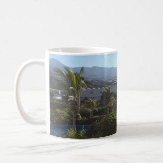 Tenerife Landscape Mug