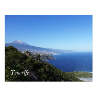 Tenerife/Teneriffa Postcard