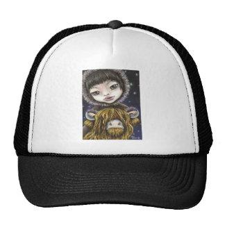 Tengri and Sarlyk Mesh Hats