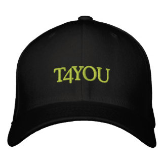 Ténis4You Embroidered Hat