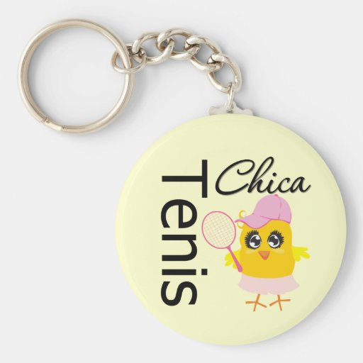 Tenis Chica Keychains