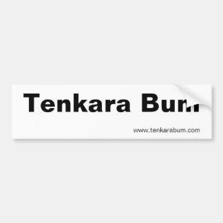 Tenkara Bum, www.tenkarabum.com Bumper Sticker