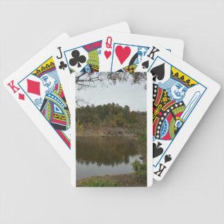 Tenkiller Lake Bicycle Playing Cards