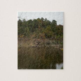 Tenkiller Lake Puzzle
