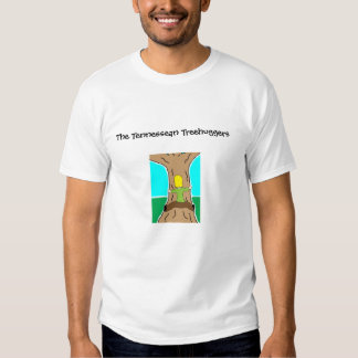 Tennessean Treehuggers T Shirts