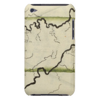 Tennessee 2 iPod touch Case-Mate case