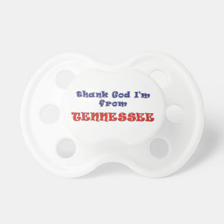 Tennessee Baby Pacifiers