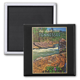Tennessee Big South Fork Magnet