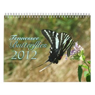Tennessee Butterflies Calendars